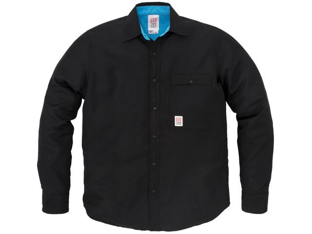 Topo Designs M's Breaker Shirt Jacket Black